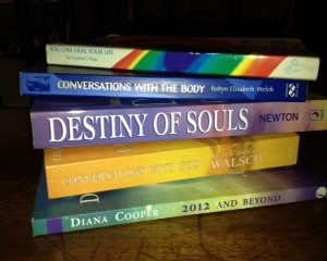 My Top Twelve Books to Aid Ascension