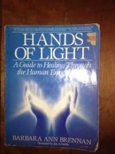 Hands of Light - ultimate textbook on energy body-work